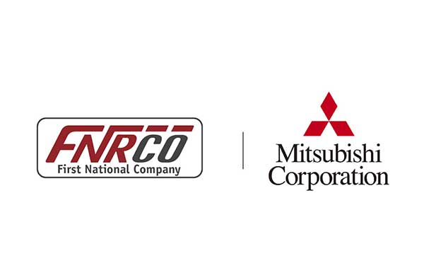 The first National Company (FNRCO) Signs an agreement with Mitsubishi Corporation